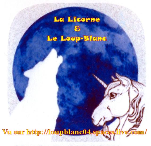 La licorne et le Loup-Blanc