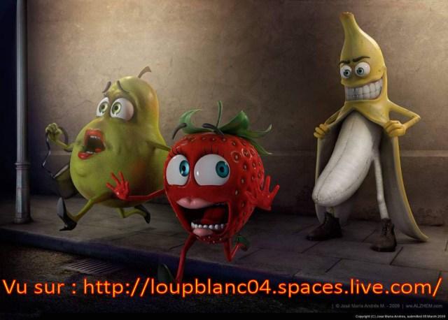 BIBI & FANNY & Mister Banana