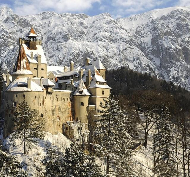Château de Bran ( Dracula)